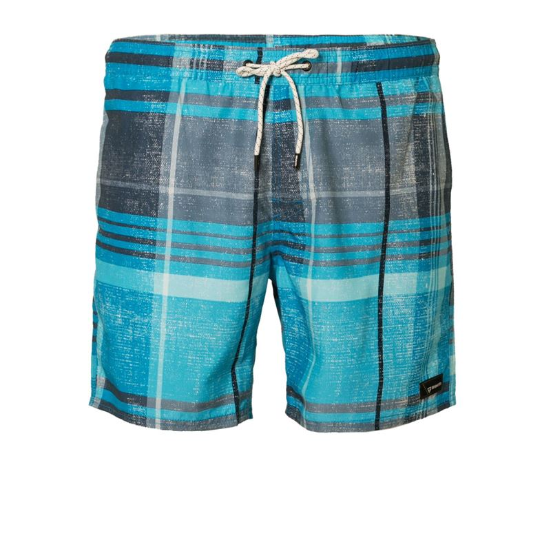 Brunotti Rapid Men Shorts (Blauw) - HEREN ZWEMSHORTS - Brunotti online shop