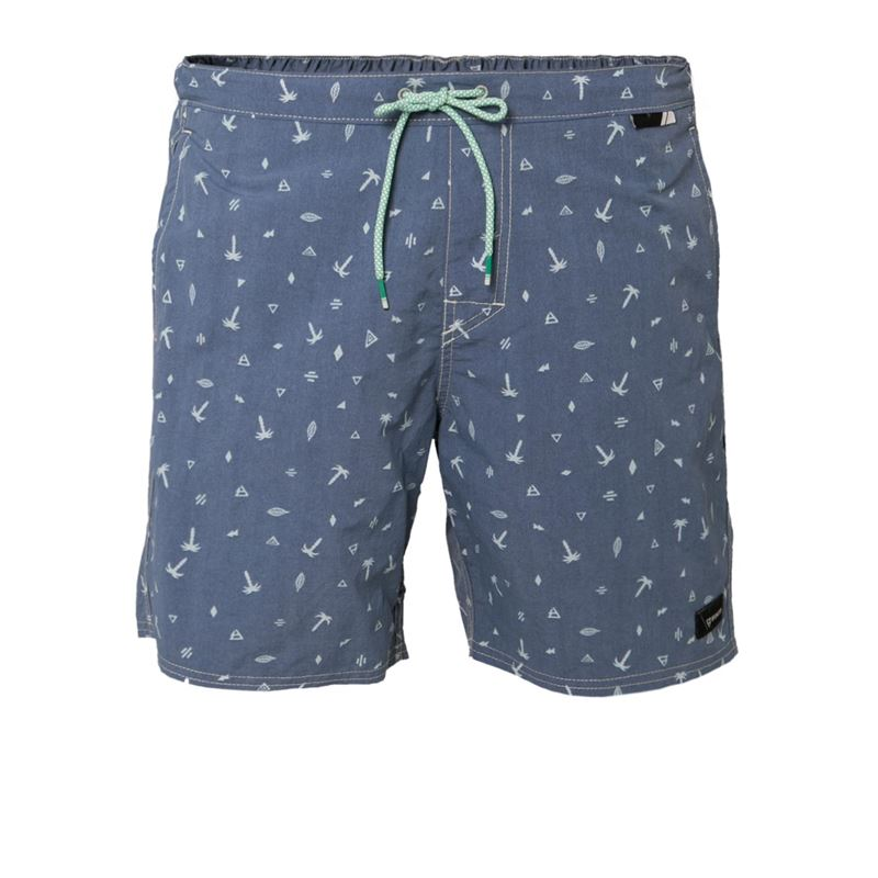Brunotti Peony Men Shorts (Blue) - MEN SWIMSHORTS - Brunotti online shop