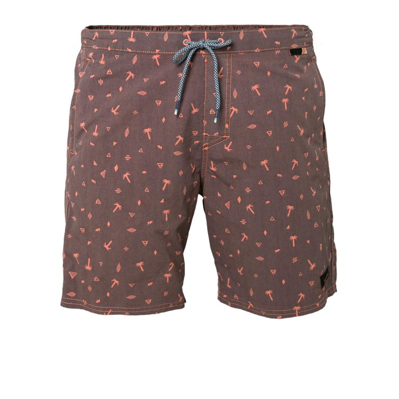 Brunotti Peony  (grey) - men swimshorts - Brunotti online shop