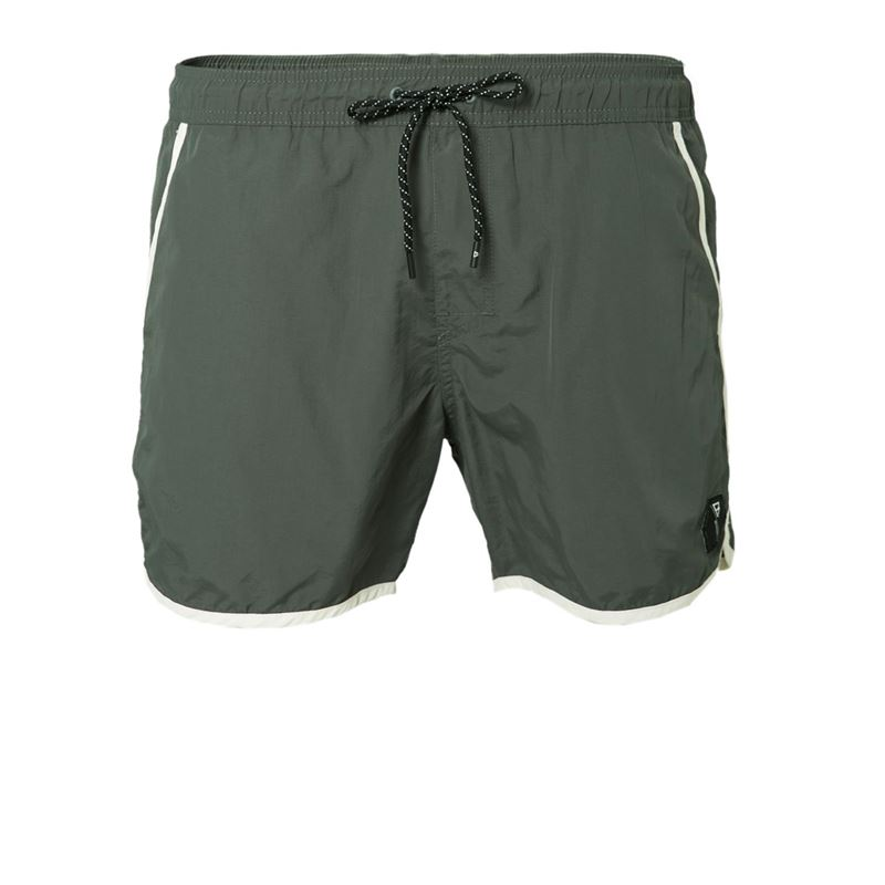 Brunotti Calbero  (green) - men swimshorts - Brunotti online shop