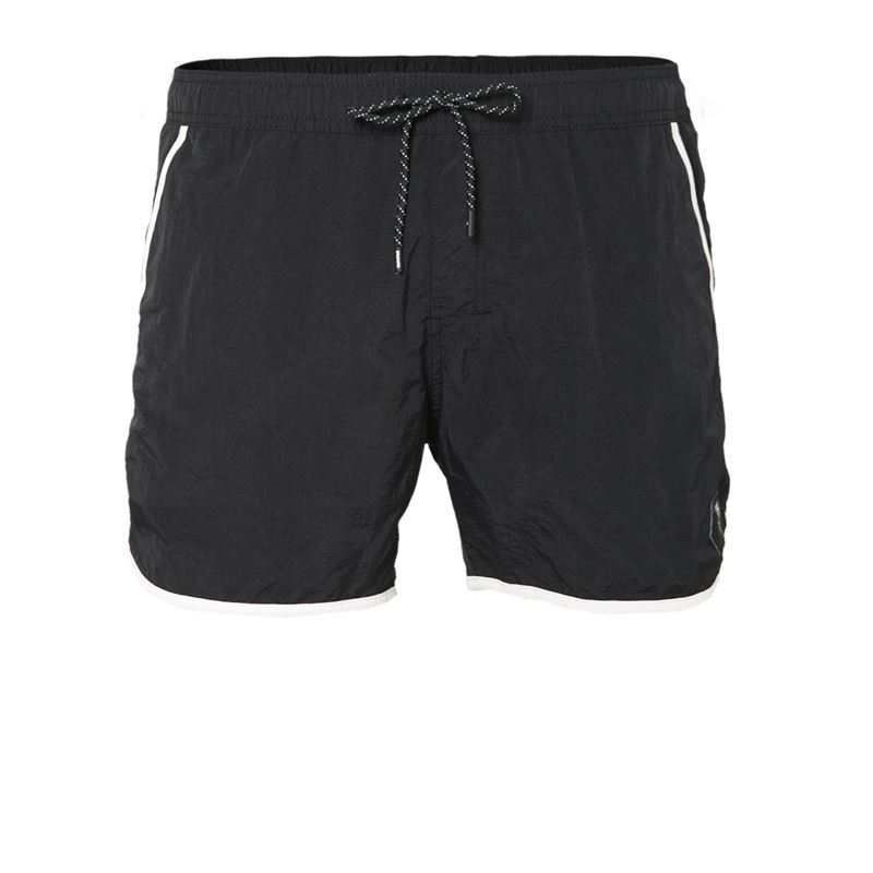 Brunotti Calbero Men Shorts (Zwart) - HEREN ZWEMSHORTS - Brunotti online shop