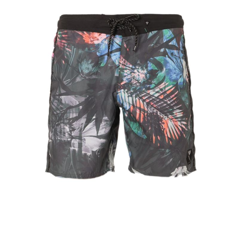 Brunotti Glenn  (groen) - heren zwemshorts - Brunotti online shop