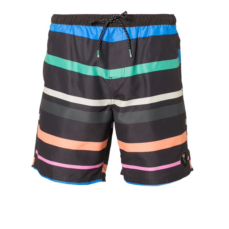 Brunotti Aiven  (grijs) - heren zwemshorts - Brunotti online shop