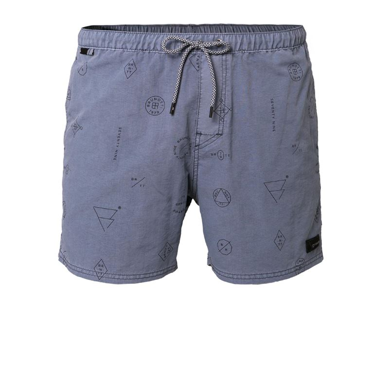 Brunotti Linus Men Shorts (Blue) - MEN SWIMSHORTS - Brunotti online shop