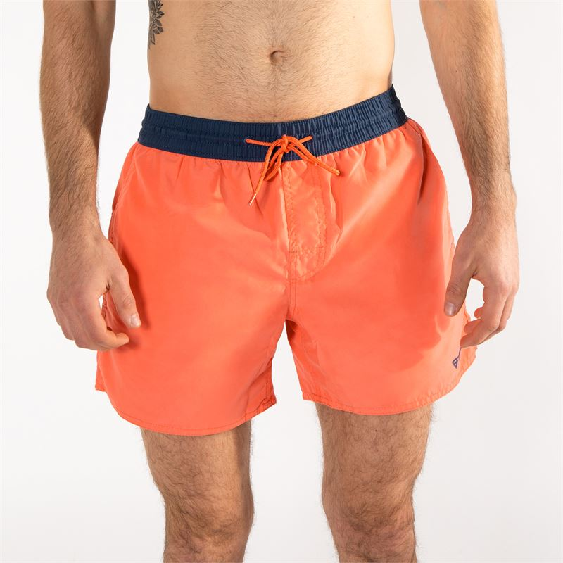 Brunotti Clark S Men Shorts (Red) - MEN SWIMSHORTS - Brunotti online shop
