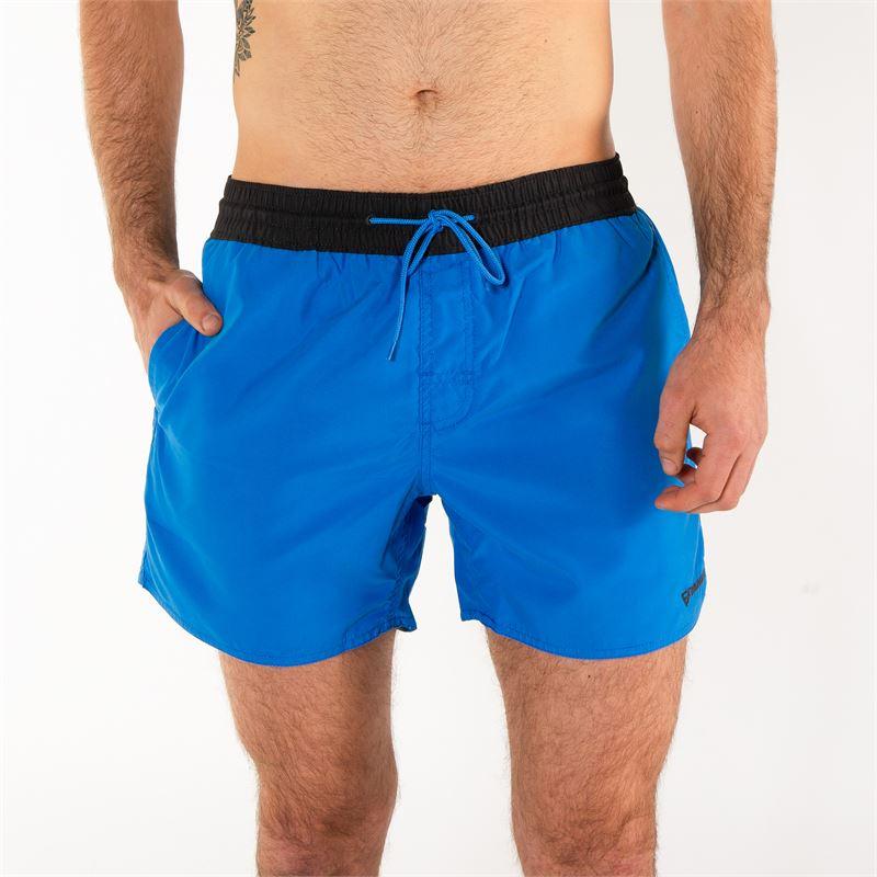 Brunotti Clark  (blauw) - heren zwemshorts - Brunotti online shop