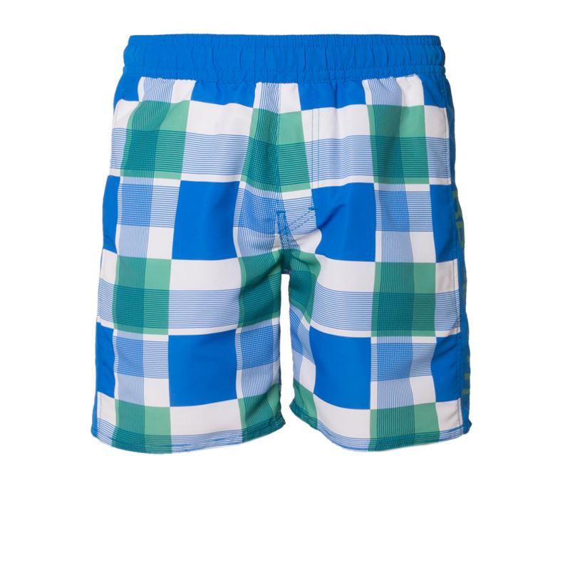 Brunotti Centros  (blauw) - heren zwemshorts - Brunotti online shop