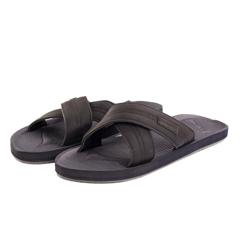 Brunotti Jaden  (grey) - men flip flops - Brunotti online shop
