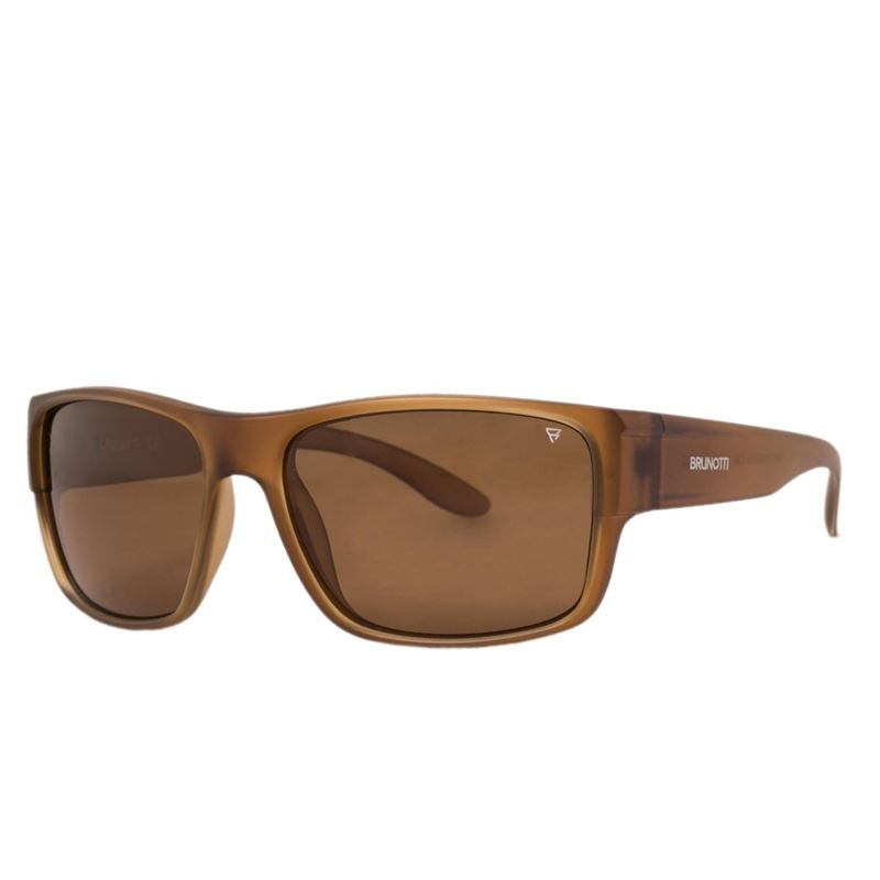 Brunotti Lhotse  (brown) - men sunglasses - Brunotti online shop