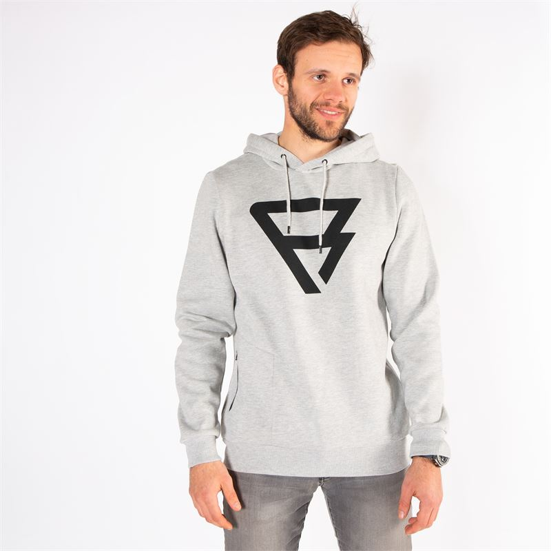 Brunotti Ballard  (grey) - men sweats & cardigans - Brunotti online shop