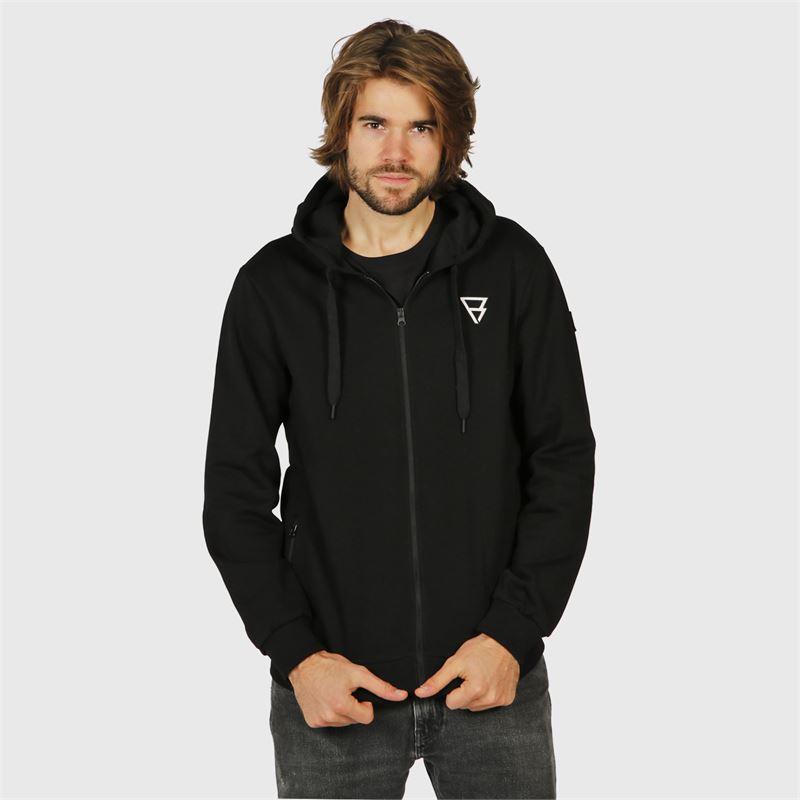 Brunotti Grey-N  (schwarz) - herren sweatshirts & sweatjacken - Brunotti online shop