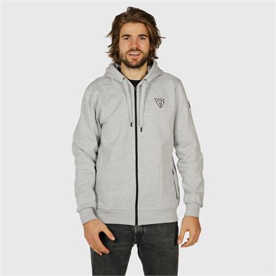 Brunotti Grey N Men Sweat. Beschikbaar in S,XL,XXL,XXXL (1811061260-118)