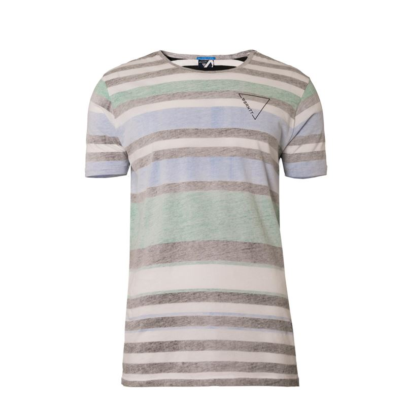 Brunotti Benet  (grey) - men t-shirts & polos - Brunotti online shop