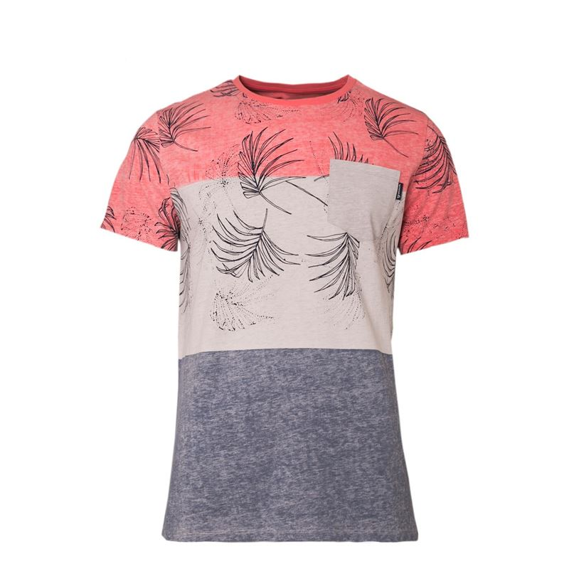 Brunotti Kasey  (roze) - heren t-shirts & polo's - Brunotti online shop