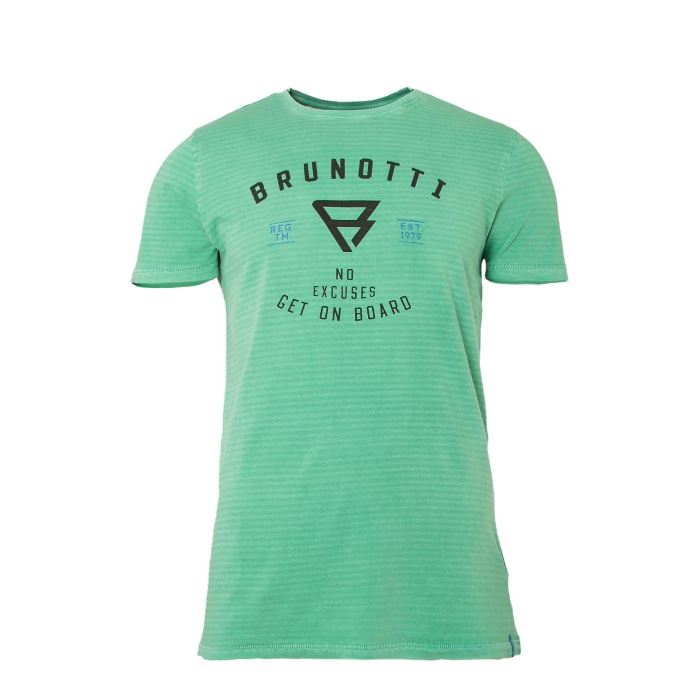 7eefc9c17f7 Brunotti Allastar (green) - men t-shirts   polos - Brunotti online shop