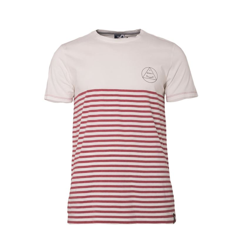 Brunotti Newry  (pink) - men t-shirts & polos - Brunotti online shop