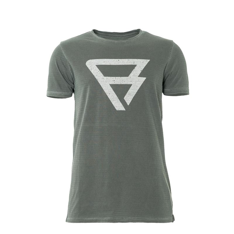 Brunotti Alec  (green) - men t-shirts & polos - Brunotti online shop