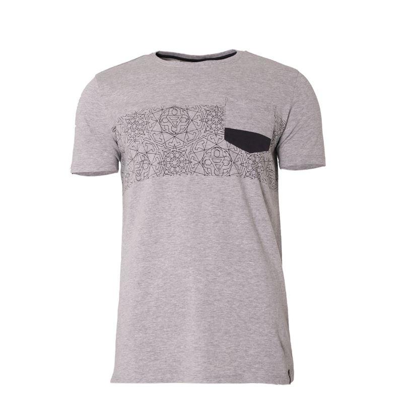 Brunotti Bradford Men T-shirt (Grau) - HERREN T-SHIRTS & POLOS - Brunotti online shop