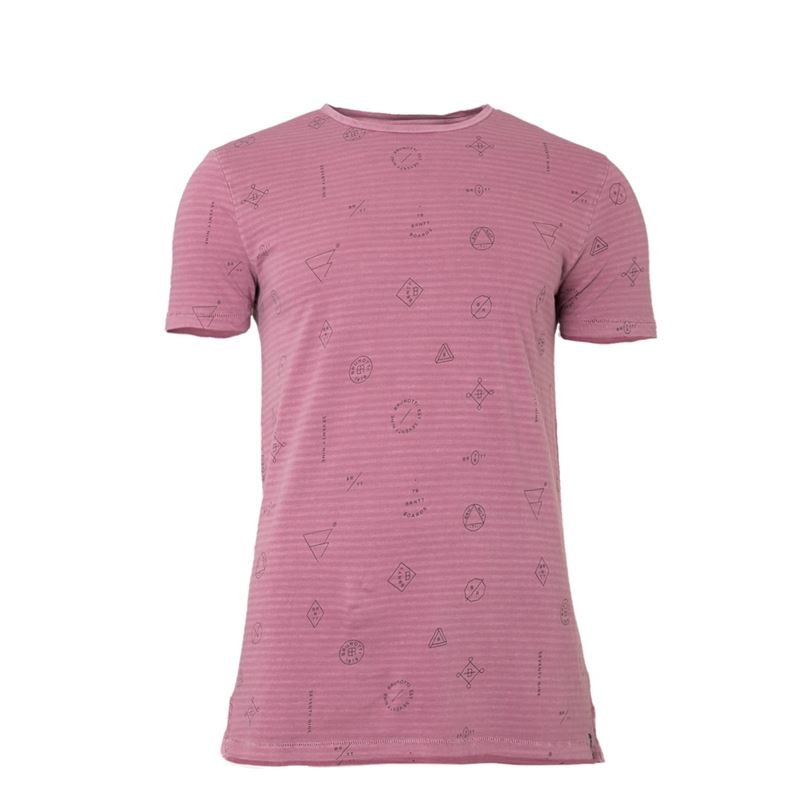 Brunotti Kay  (purple) - men t-shirts & polos - Brunotti online shop