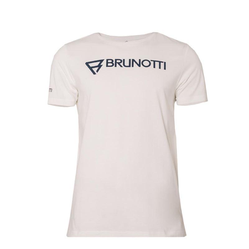 Brunotti Blazes  (weiß) - herren t-shirts & polos - Brunotti online shop
