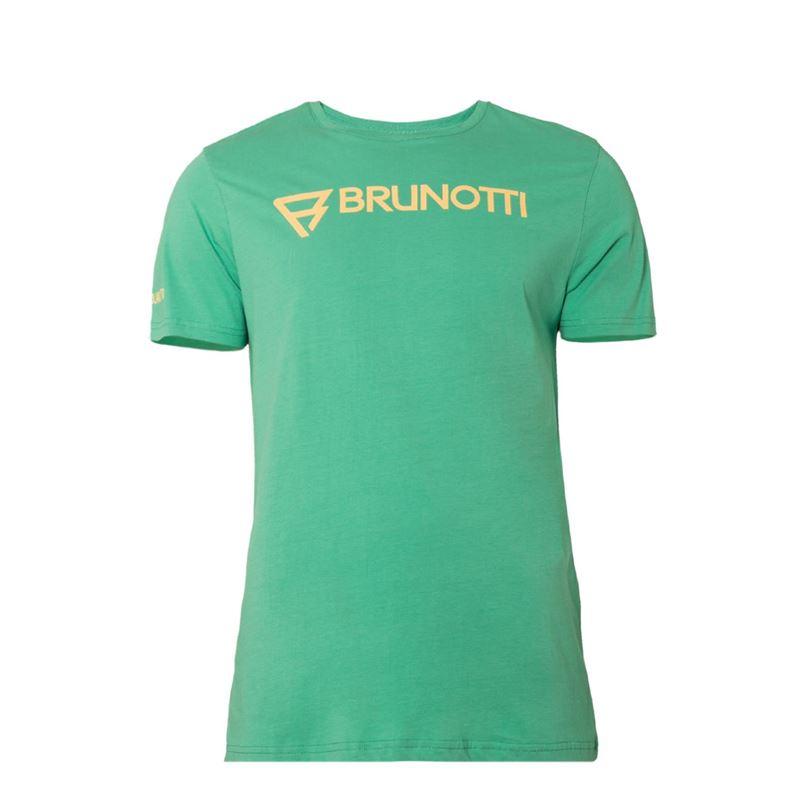 Brunotti Blazes Men T-shirt (Grün) - HERREN T-SHIRTS & POLOS - Brunotti online shop