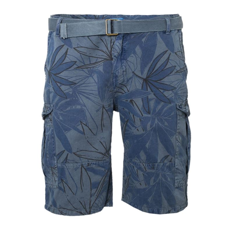 Brunotti Caldo  (blauw) - heren shorts - Brunotti online shop