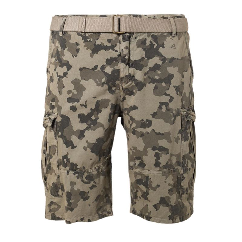 Brunotti Caldo AO Men Walkshort (Grey) - MEN SHORTS - Brunotti online shop