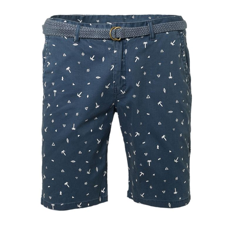 Brunotti Cabber AO Men Walkshort (Blauw) - HEREN SHORTS - Brunotti online shop