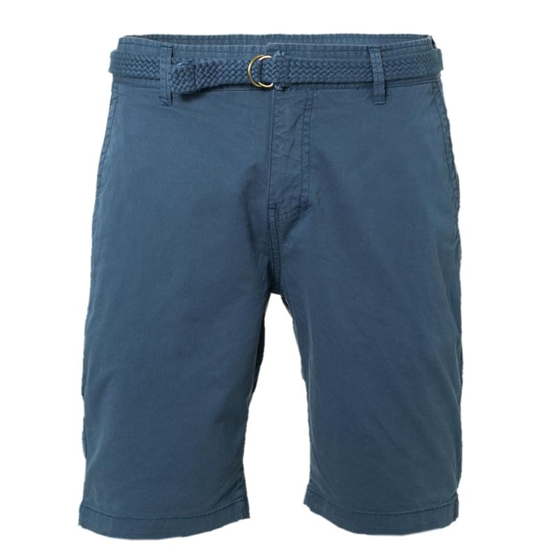 Brunotti Cabber  (blauw) - heren shorts - Brunotti online shop