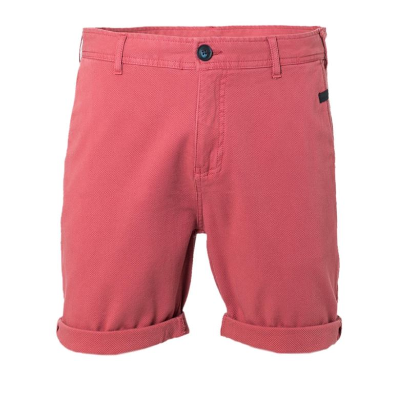 Brunotti Waves Men Walkshort (Roze) - HEREN SHORTS - Brunotti online shop
