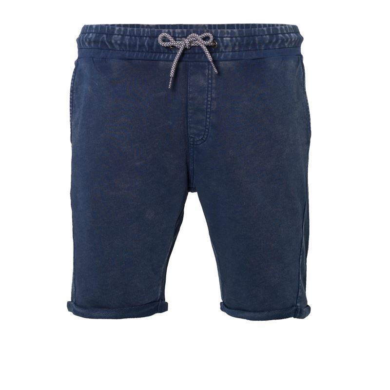Brunotti Conpassione Men Sweatshort (Blauw) - HEREN SHORTS - Brunotti online shop