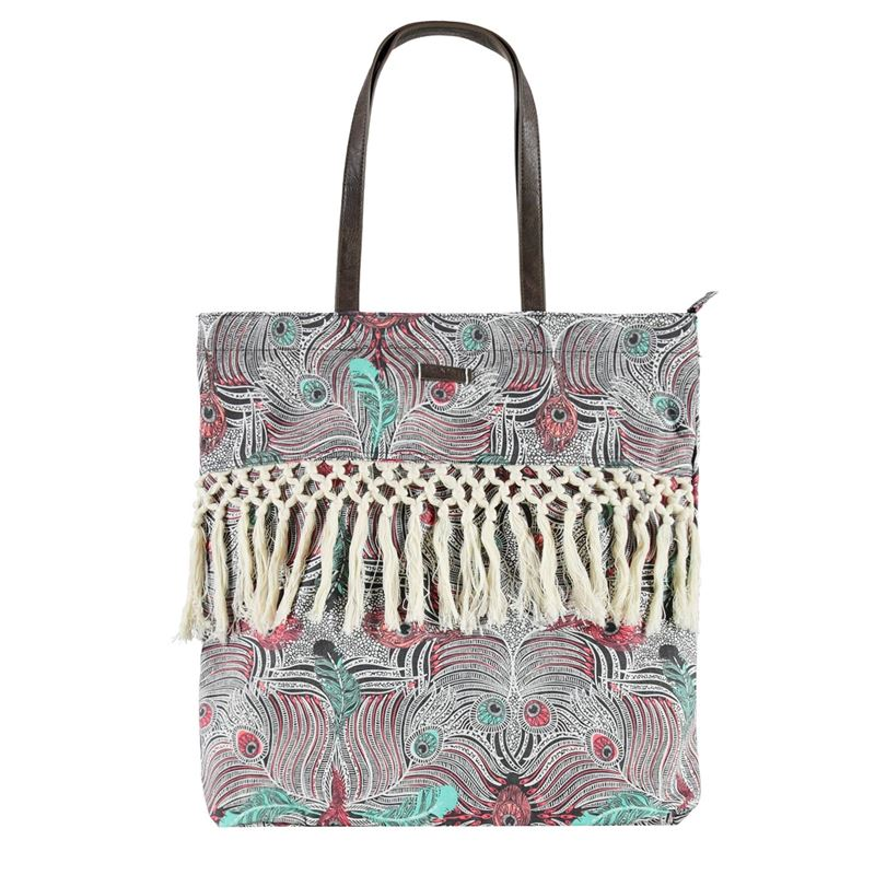 Brunotti Cara Women Bag (Grau) - DAMEN TASCHEN & FEDERMAPPCHEN - Brunotti online shop