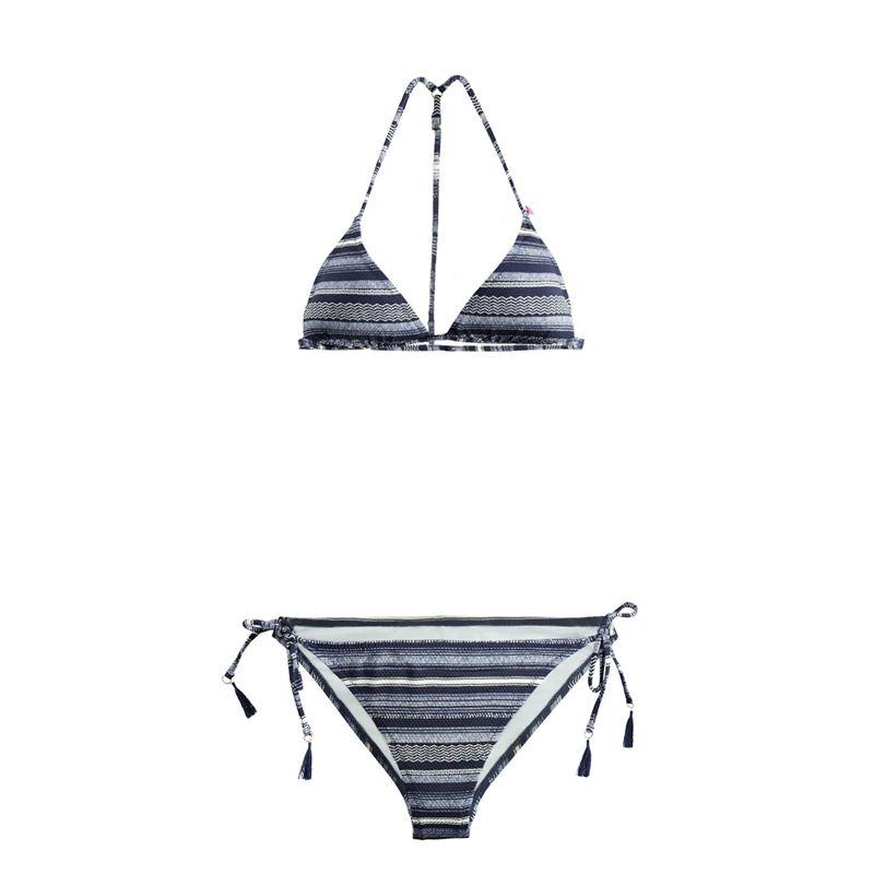 Brunotti Durian  (blue) - women bikinis - Brunotti online shop