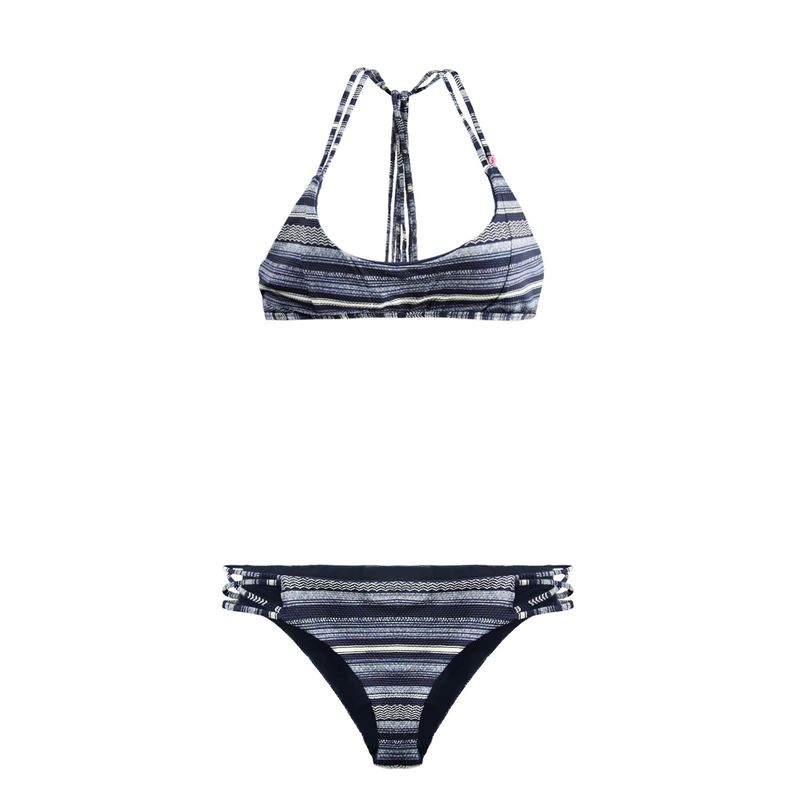 Brunotti Linea  (blauw) - dames bikini's - Brunotti online shop