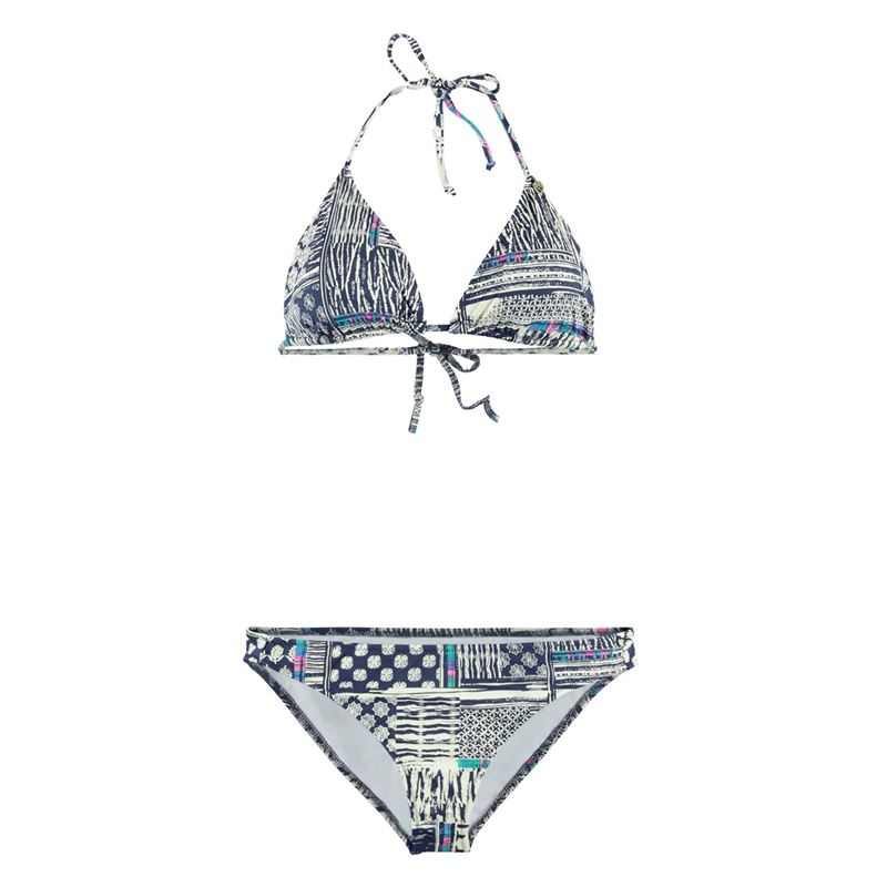 Brunotti Luyu  (blauw) - dames bikini's - Brunotti online shop