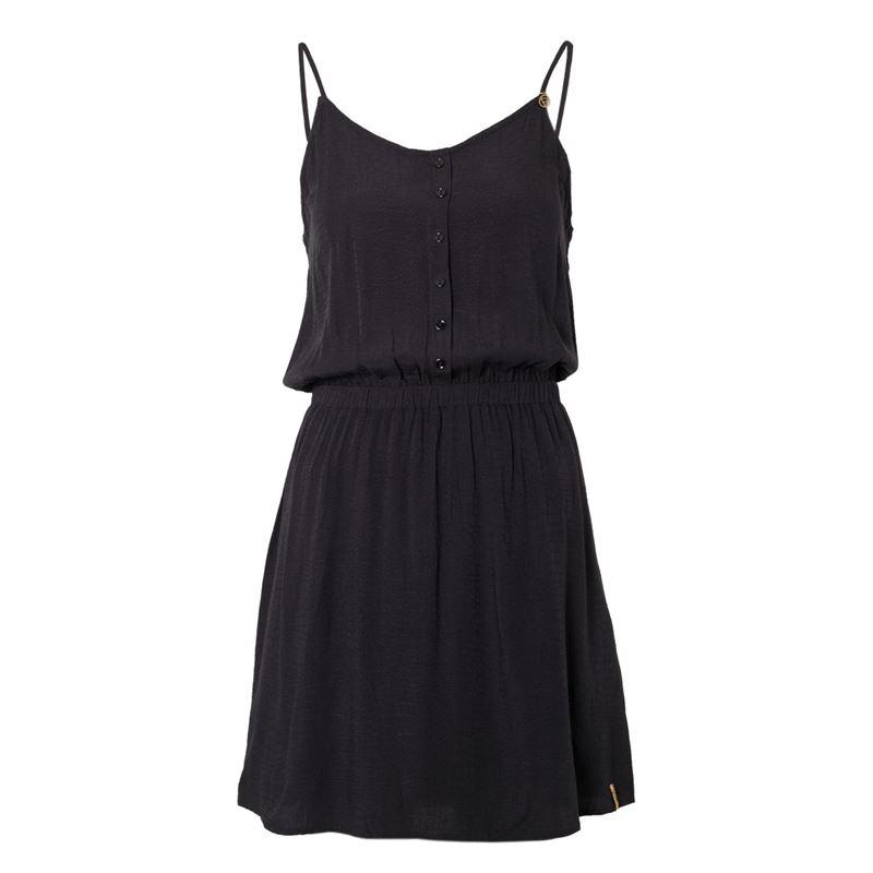Brunotti Margaritha  (zwart) - dames jurken & rokken - Brunotti online shop