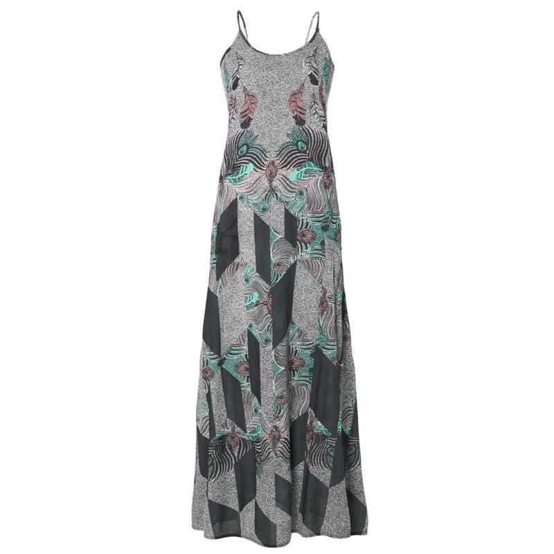 Brunotti Mamie Women Dress (Grau) - DAMEN KLEIDER & RÖCKE - Brunotti online shop