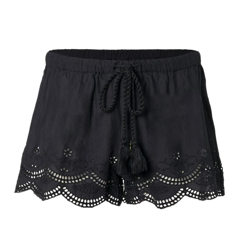 Brunotti Posey Women Shorts (Zwart) - DAMES SHORTS - Brunotti online shop