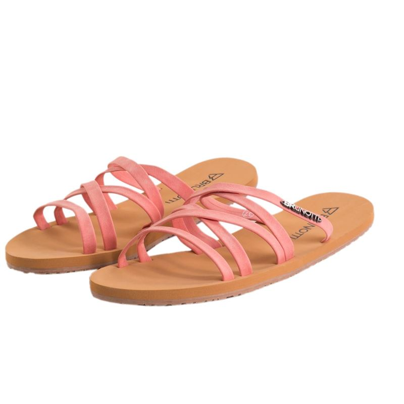 Brunotti Valentina  (roze) - dames slippers - Brunotti online shop