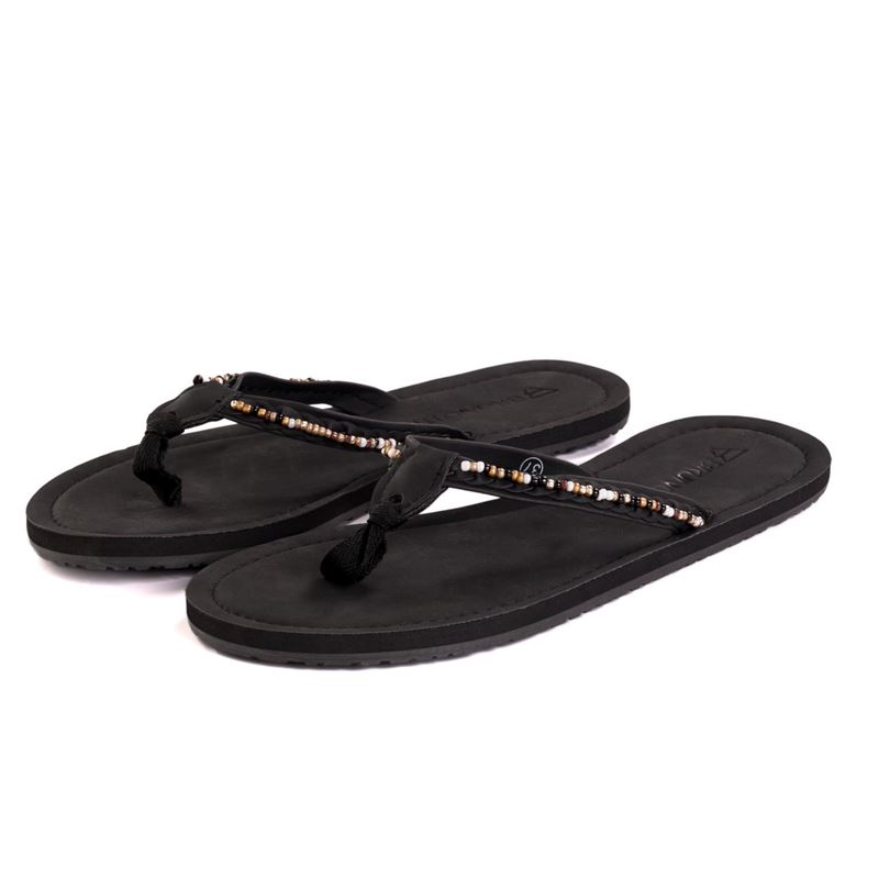 Brunotti Skittles  (zwart) - dames slippers - Brunotti online shop