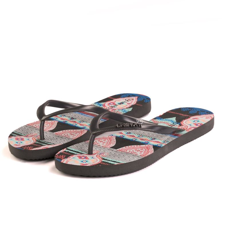 Brunotti Chachalaca  (grijs) - dames slippers - Brunotti online shop