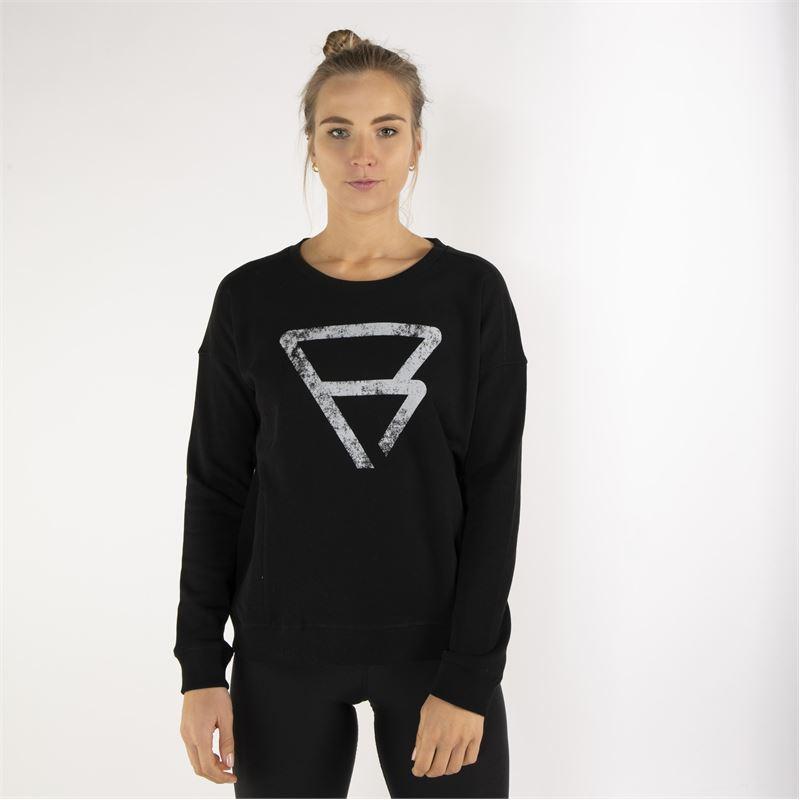 Brunotti Nettie-N  (zwart) - dames truien & vesten - Brunotti online shop