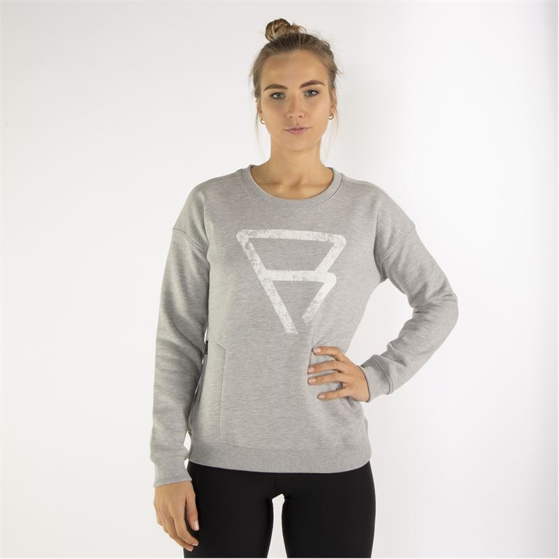 Brunotti Nettie  (grey) - women sweats & cardigans - Brunotti online shop