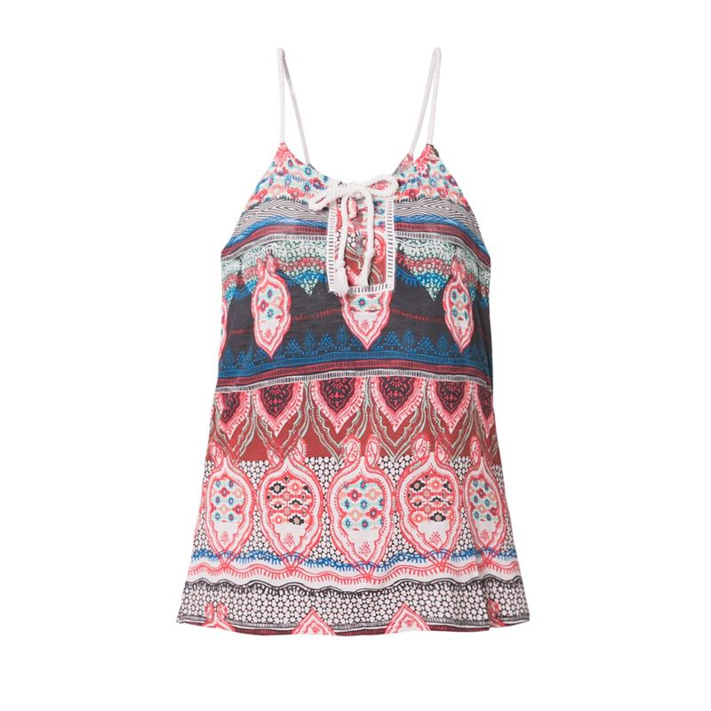 Brunotti Begonia Women Top (Pink) - WOMEN T-SHIRTS & TOPS - Brunotti online shop