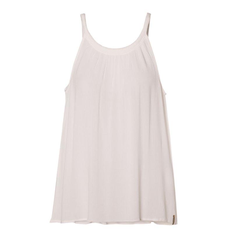 Brunotti Hazel Women Top (Wit) - DAMES T-SHIRTS & TOPJES - Brunotti online shop