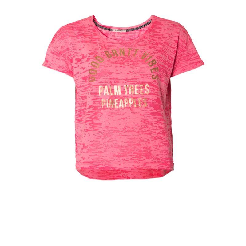 Brunotti Coconut  (pink) - women t-shirts & tops - Brunotti online shop
