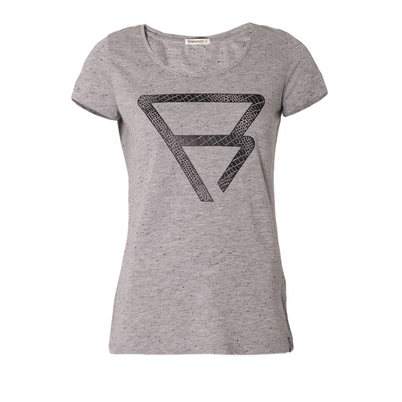 Brunotti Mongongo  (grey) - women t-shirts & tops - Brunotti online shop