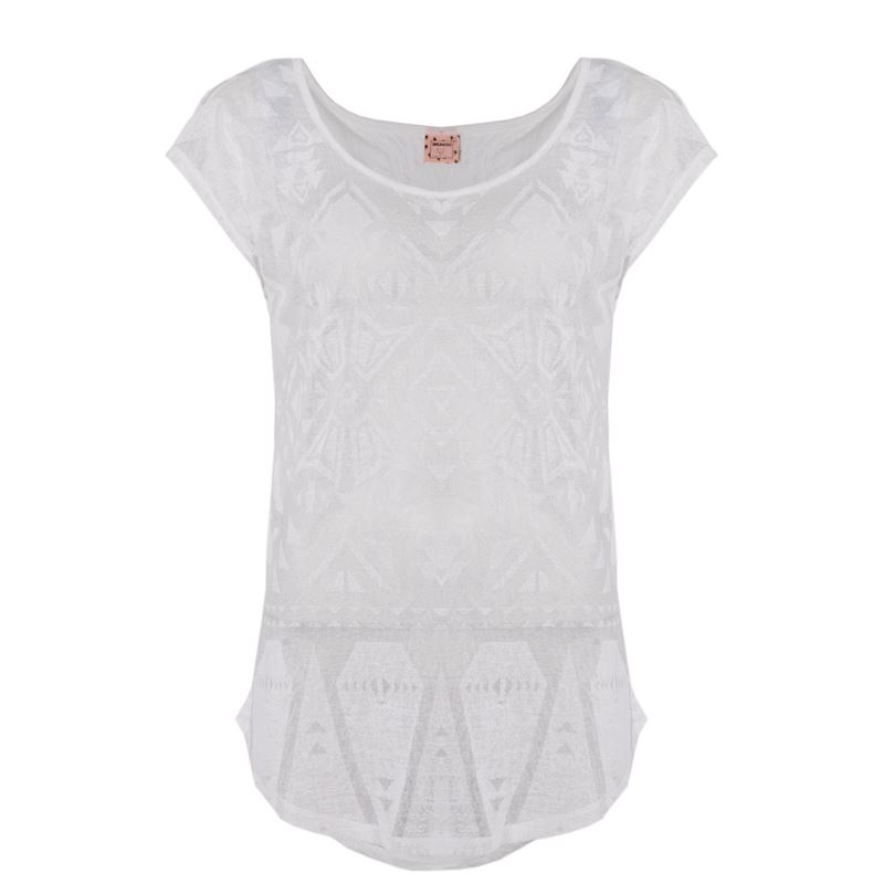 Brunotti Avis  (wit) - dames t-shirts & topjes - Brunotti online shop