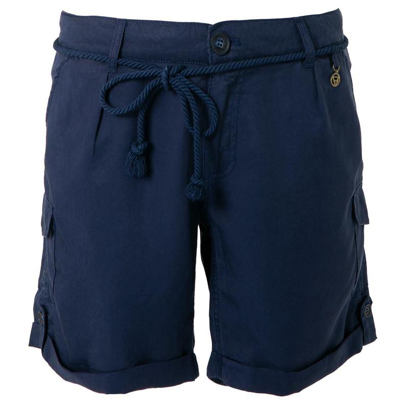 Brunotti Nissi  (blauw) - dames shorts - Brunotti online shop