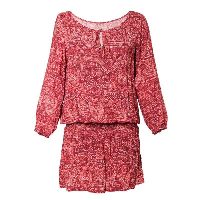 Brunotti Gladiolus  (rosa) - damen tunikas & jumpsuits - Brunotti online shop